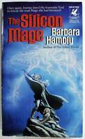 The Silicon Mage by Barbara Hambly 1988, Del Rey Fantasy Paperback