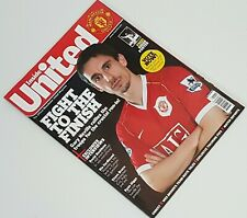 Official Inside Manchester United Magazine May 2007 Soccer Football
