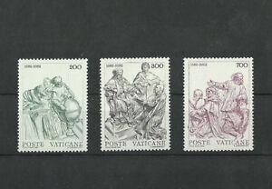 Vatican 1982 Gregorian calendar MNH Vaticano