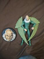 MARVEL LEGENDS SPIDERMAN CLASSICS FEARSOME FOES VULTURE WITH BASE FIGURE TOYBIZ