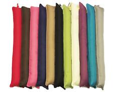 1/2/4 X Door Window Hallway Fabric Draught Draft Excluder Insulator Cushion