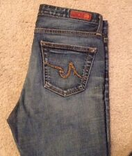 Adriano Goldschmied AG The Elite Boot Cut 29x30 Jeans Women Ladies NWOT New