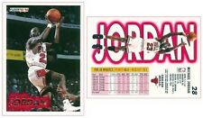 1993-94 FLEER NBA BASKETBALL #28 - MICHAEL JORDAN