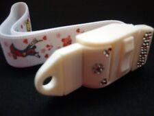 Pediatría Torniquete Con Hello Kitty Y Cristales Swarovski