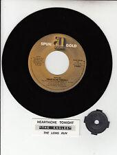 "THE EAGLES  Heartache Tonight & The Long Run 7"" 45 rpm vinyl record BRAND NEW"