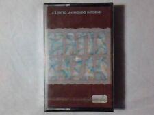 MATIA BAZAR C'è tutto un mondo intorno mc cassette k7 SIGILLATA RARISSIMA