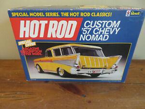 Revell Hot Rod Custom 57 Chevy Nomad 1/25