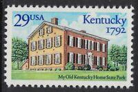 Scott 2636- Kentucky Statehood, Bardstown- MNH 1992- 29c mint unused stamp