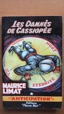 FLEUVE NOIR - ANTICIPATION N° 190 : LES DAMNES DE CASSIOPEE - M. LIMAT - TTBE !