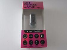 Gabba Goods GG-KAT-CG3 Kids Fitness Watch Activity Tracker. Clear/Sparkle New