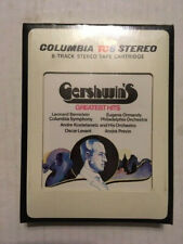 NEW/SEALED 8-TRACK CASSETTE - GERSHWIN'S GREATEST HITS (STEREO)