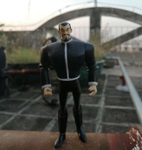 "Vandal Savage - DC UNIVERSE YOUNG JUSTICE JLU Action Figure 4"" loose"