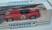 Progetto K - Ferrari 225 Le Mans1952 n° 12 - Boîte