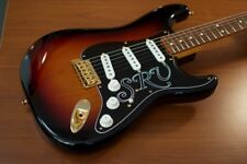 Fender 2014 Stevie Ray Vaughan Stratocaster Used Guitar Free Shipping #mig92