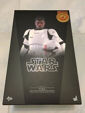 Hot Toys MMS 367 Star Wars Finn First Order Stormtrooper Version John Boyega NEW