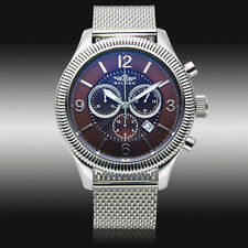 Balmer Swiss Chronograph Vanquish Mens Watch/ MSRP $1,899.00