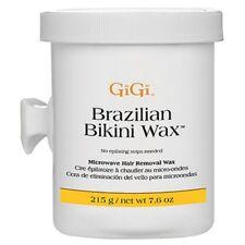 GiGi Brazilian Bikini Wax Microwave Formula No Strips Required Hair Waxing 226g