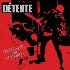 DETENTE - RECOGNIZE NO AUTHORITY [30TH ANNIVERSARY] NEW CD