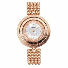 Versace Women's Adult Analogue Wristwatches