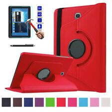 Folio Rotate Stand Leather Case for Samsung Galaxy Note 10.1 N8000 N8010 Tablet