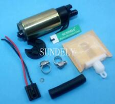 New High Performance In-tank Fuel Pump & Install Kit For TOYOTA RAV4 1996-1999