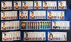 131x PANINI UEFA Champions League 2010/2011 Sticker - FC Barcelona Lot