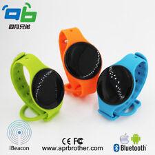 3sets Bluetooth Bracelet/Wristband AprilBeacon with iBeacon & Eddystone