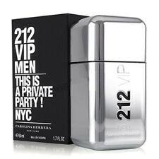 212 VIP MEN de CAROLINA HERRERA - Colonia / Perfume 50 mL  Hombre / Uomo CH NYC