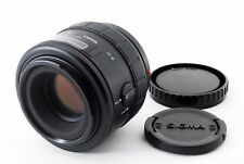 [Excellent] Sigma AF Macro 90mm f/2.8 Lens for Sony/Minolta w/Case From Japan