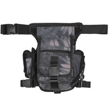 MFH Hip Bag Paintball Fanny Bum 10 Pockets Waist Multi Organiser HDT Camo LE