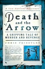 Death And The Arrow (Tom Marlowe) by Chris Priestley Paperback Book The Fast