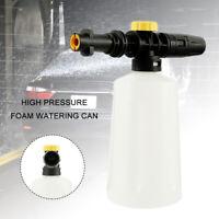 Laveuse à pression lance-bouteille 750ML pr pistolet à mousse neige pr kit Ka ME