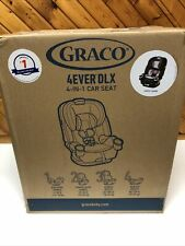 Graco Baby 4Ever Dlx 4-in-1 Car Seat Infant Child Safety Joslyn Brand New
