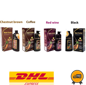 Meidu Hair Color Shampoo change hair color in 5 minutes 4 color free shipping