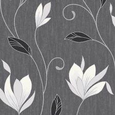 Vymura Glitter Floral Wallpaper Rolls & Sheets
