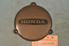 NOS Honda XL250 K0-K2 Engine Alternator Cover, XL350 K0-K1