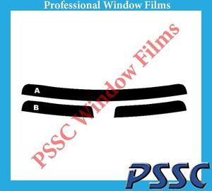 PSSC Pre Cut Sun Strip Car Window Tint Films ForNISSAN NV 400 2015-2016