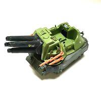Vintage 1987 Hasbro GI Joe SLAM ARAH Artillery VEHICLE G.I. Cannon Toy B30