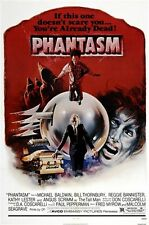Phantasm Michael Baldwin cult horror movie poster print