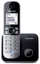 Panasonic TG6811 DECT Phone - Single NEW