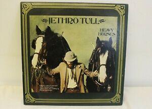 Vintage Jethro Tull  Heavy Horses Vinyl LP Album CHR 1175 Record -R60