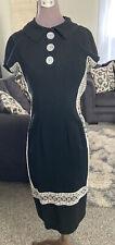 Vintage 1950s Linen Sack Dress