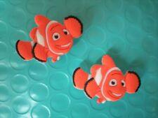 Jibbitz Croc Clog Charm Plug Button Embellishment Accessories Sandal Nemo Fish