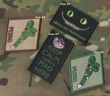 AFSOC PEDRO PJ MEDEVAC COMBAT RESCUE: Cheshire Cat We're All Mad Here  #1 + #3