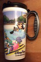 Black Walt Disney World Resorts Mug 2012 cup, Mickey Mouse Minnie Donald Goofy