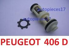 KIT JOINTS + CLIPS + NOTICE REPARATION PANNE SUPPORT FILTRE GASOIL PEUGEOT 406 D