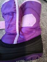 Kid's 5 Purple Kamik Boots