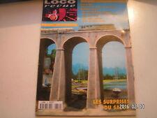 **c Loco Revue n°614 Une remise Nord en HO / Les taquets d'arrêt