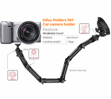 Car Camera Mount Camcorder Suction Fixing Suction Mount infuu holders 041