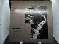 """Al Di Meola, John McLaughlin, Paco De Lucia """"Passion Fire Grace"""" Vinyl LP CBS"""